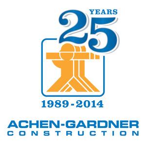 Achen-Gardner 25th Anniversary Logo